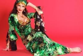 Фольклорные платья >>>